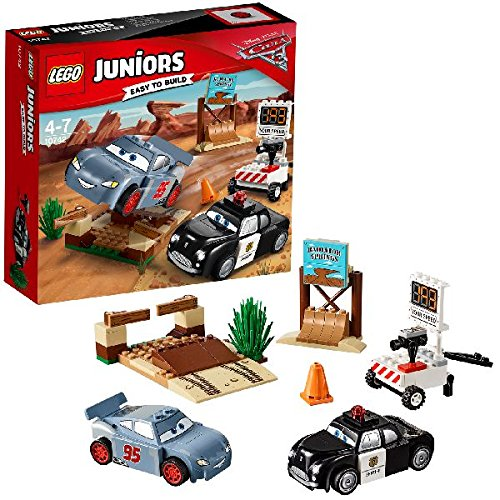 LEGO Juniors - Entrenamiento de Willy en la colina (10742)