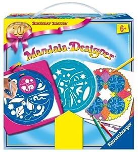 Ravensburger 29720  - Mediodía Diseñador Mandala Anniversary Issue