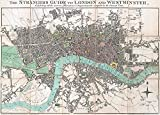 The Strangers Guide London & Westminster 1806 - E. Mogg - Reproduction