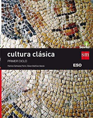 Cultura clásica I. ESO. Savia - 9788467586855 por Patricia Cañizares Ferriz