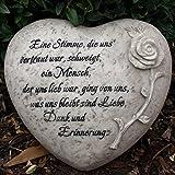 Grabherz Trauerspruch Eine Stimme