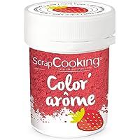 Color'arôme, Scrapcooking (Rose/Fraise)