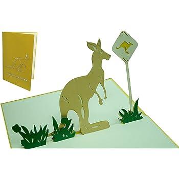 LIN 17543   POP  UP Karten, POP UP Karten Geburtstag, 3D