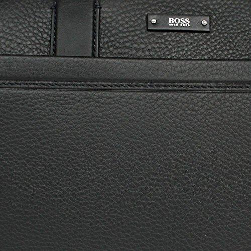 HUGO BOSS Herren Businesstasche Traveller S doc, (BxHxT) 39 x 29 x 8 cm Schwarz