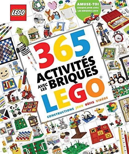 365 Activites Avec les Briques Lego par  Simon Hugo
