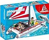 Playmobil 626613 - Vacaciones Catamarán+Delfines