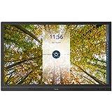Prowise Entry Line 75 Zoll UHD, interaktiver Touchscreen mit 4K-Auflösung - Ohne PC-Modul | Rollbarer Duo-Lift inklusive Tastaturablage