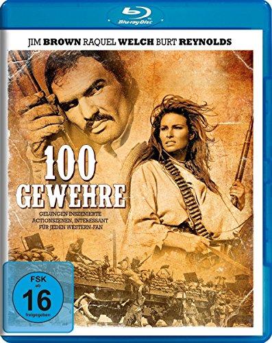 Bild von 100 Gewehre [Blu-ray]