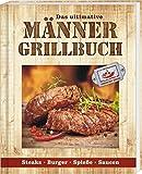 Männergrillbuch: Männer sind die besten Griller - Andrea Verlag