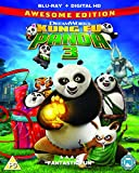 Kung Fu Panda 3 [Blu-ray + Digital Copy + UV Copy] [2016]