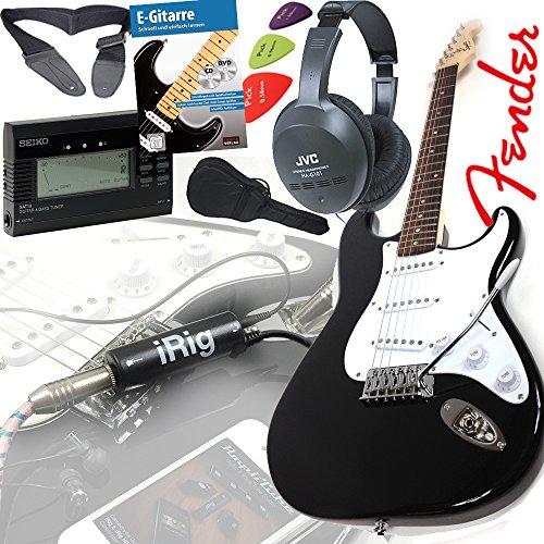 chitarra-elettrica-fender-squier-bullet-strat-chitarra-elettrica-in-nero-irig-interfaccia-per-iphone