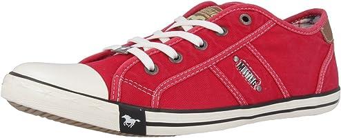 Mustang 1099-302-55, Chaussons Sneaker Femme
