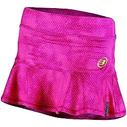 Bull padel Bruna - Falda para Mujer, Color Fucsia, Talla L