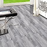 wanshop® Selbstklebende Fliesen Art Boden Wand Aufkleber Aufkleber Abnehmbare DIY Küche Badezimmer Wohnzimmer Decor Vinyl J