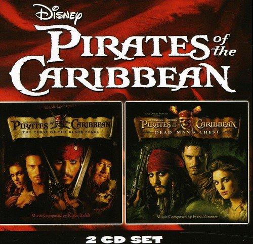 Pirates of the Caribbean 1 + Pirates of the Caribbean 2