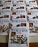 La grande Encyclopédie de l'histoire du monde - Junior - Collection complète en 10 volumes