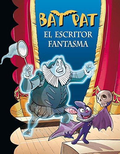 El escritor fantasma / The Ghost Writer (Bat Pat) por Roberto Pavanello