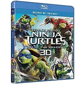 Tartarughe Ninja 2: Fuori dall'Ombra (Blu-Ray 3D + Blu-Ray)
