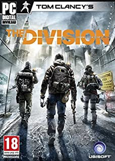 Tom Clancy's The Division [Code Jeu PC - Uplay] (B01N1GT80C) | Amazon price tracker / tracking, Amazon price history charts, Amazon price watches, Amazon price drop alerts