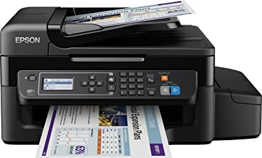 Epson EcoTank ET-4500 Stampante Inkjet Multifunzione, 4 in 1, Wireless, Nero