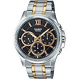 Casio Analog Black Dial Men's Watch-MTP-E315HSG-1AVIF (A1775)
