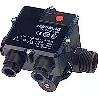 Druckwächter Automatic-Controller Durchflusswächter FLUOMAC® AC10 unverkabelt für Hauswasserwerk Pumpe Brunnenpumpe…