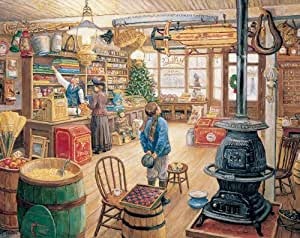 White Mountain Puzzles: The Olde General Store