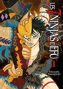 Les 7 Ninjas d'Efu Edition simple Tome 1