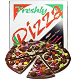 Hamiltons Milk Chocolate 10-Inch Malteser and Bean Gourmet Chocolate Pizza 500 g