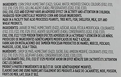 8 Gel Icing Colour Set; 8 x 28.3g (1oz) jar