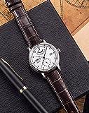 Zeppelin Watches Herren-Armbanduhr XL Analog Automatik Leder 7560-1 - 5