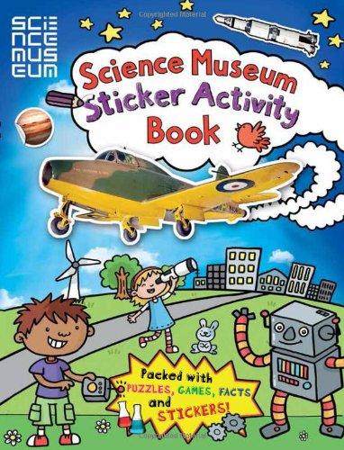 Science Museum Kids' Activity Book