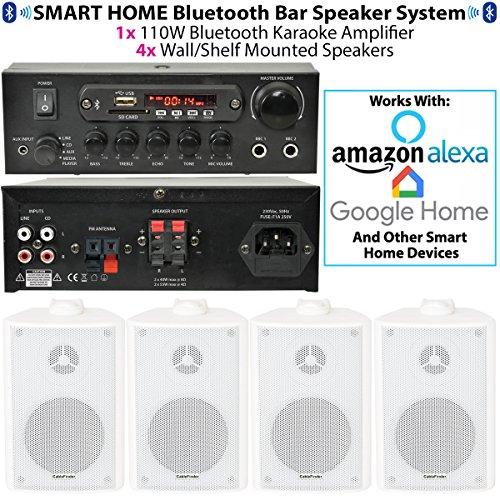 White Bluetooth...