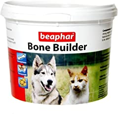 PetSutra Beaphar Irish Calcium and Bone Builder, Dog Supplement (500g)