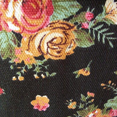 gah-gah , Sac à main porté au dos pour femme M Floral