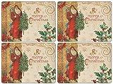 Pimpernel Victorian Christmas Tischunterlage 4 Stück (s)