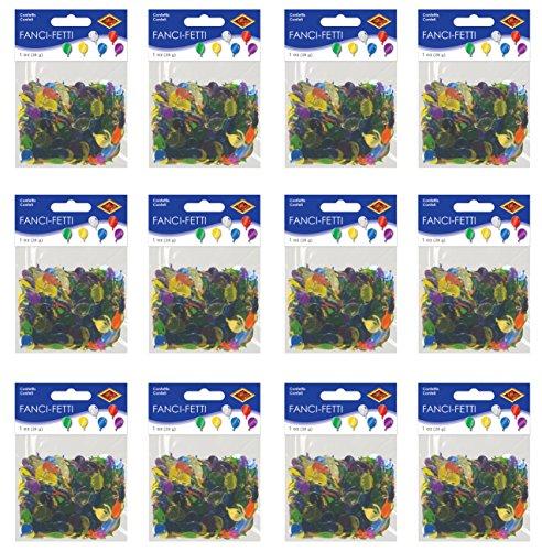 Fanci-Fetti Ballons 12 Stück 12 Oz Ballon