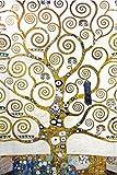 Gustav Klimt Poster Papier Peint Autocollant - l'arbre De Vie (Détail) (180 x 120 cm)