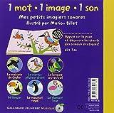 Image de Les oiseaux exotiques: 6 images à regarder, 6 sons à écouter
