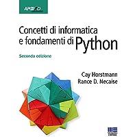 Concetti di informatica e fondamenti di Python PDF Libri