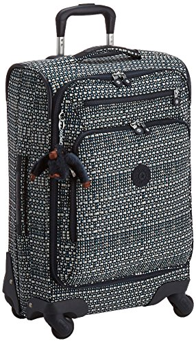 Kipling YOURI SPIN 55 33 Litri, Trolley, City Night ( Multi Color)