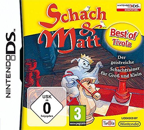 Best of Tivola: Schach & Matt - [Nintendo DS] (Ds Spiele Gesellschaftsspiele)