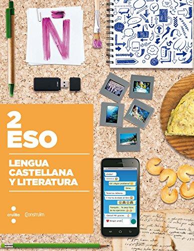 Lengua castellana y literatura. 2 ESO. Construïm - 9788466140607 por Jorge León Gustà