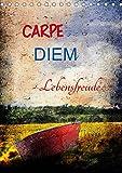 Carpe diem- Lebensfreude (Tischkalender 2019 DIN A5 hoch): Farbige Fotocollagen zum Thema Carpe diem- Lebensfreude. (Monatskalender, 14 Seiten ) (CALVENDO Natur)
