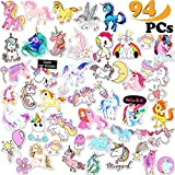 JDYW Unicorno Stickers per Laptop MacBook iPhone Skateboard Car Bike Bumper Bagagli per Laptop MacBook iPhone Skateboard Car Bike Bumper Bagagli Adesivi Regali di Unicorno per Bambini Adulti