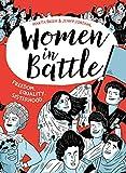 Woman In Battle