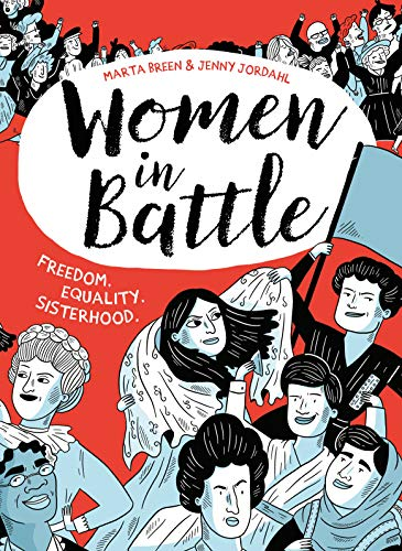 Woman In Battle por M. Breen