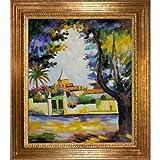 overstockArt Place des Läuse von Öl Reproduktion Eines Original Malerei von Henri Matisse