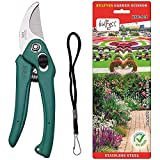 Bulfyss Garden Scissor YSG-603 (Color May Vary)