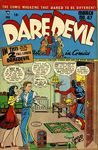 Daredevil Comics #47 (English Edition)